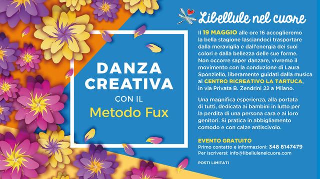 Danza creativa con il metodo Fux