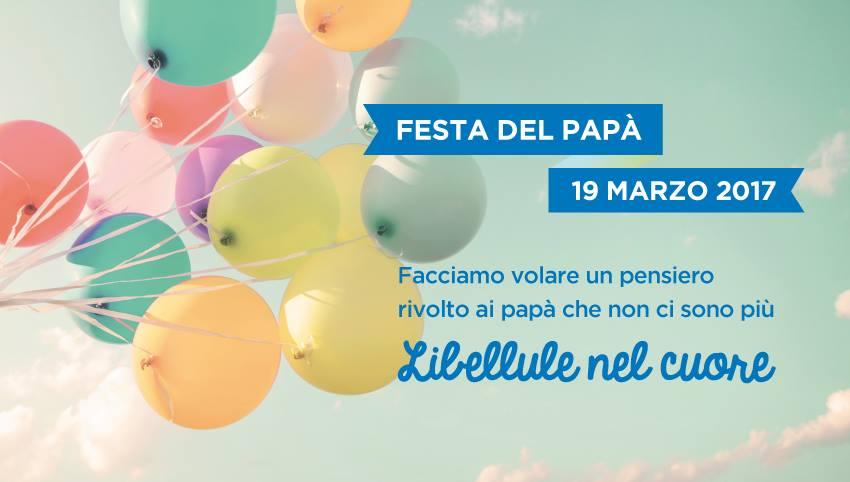 Festa del papà - 19 marzo 2017